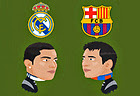 Football Heads: La Liga | Juegos15.com