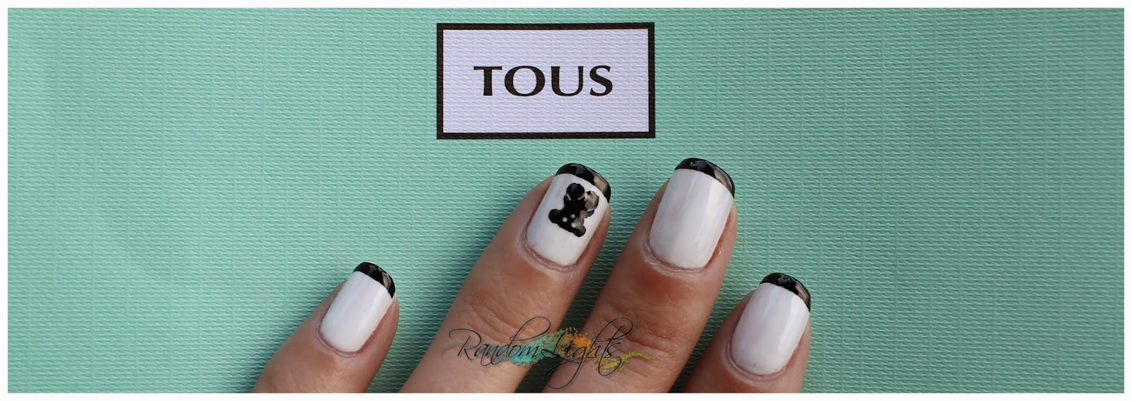 RandomLights: Look de uñas nº21: Tous nails.