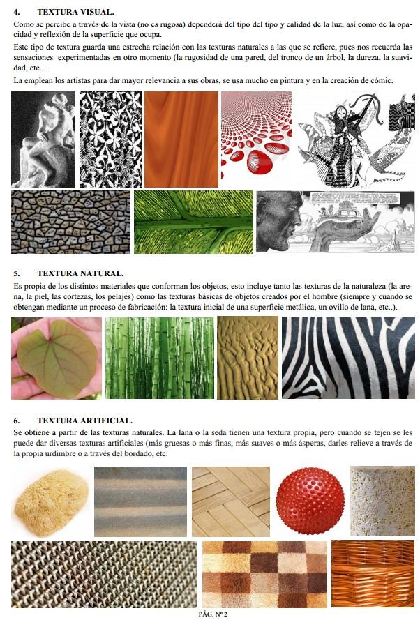 epv: La textura