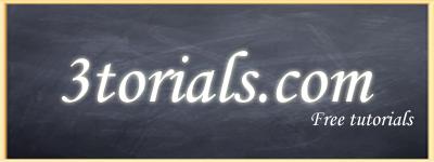 3Torials - NewestTutorials
