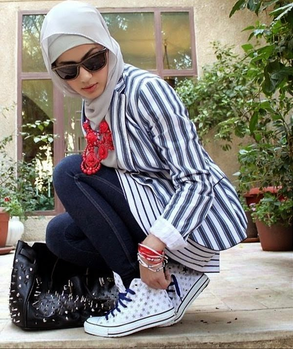 Jolie Hijab fashion 2014