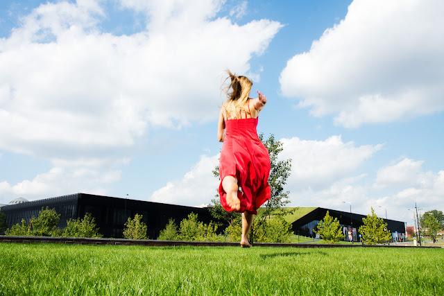 Koncepcyjna fotografia tańca. fot. Lukasz Cyrus, Katowice