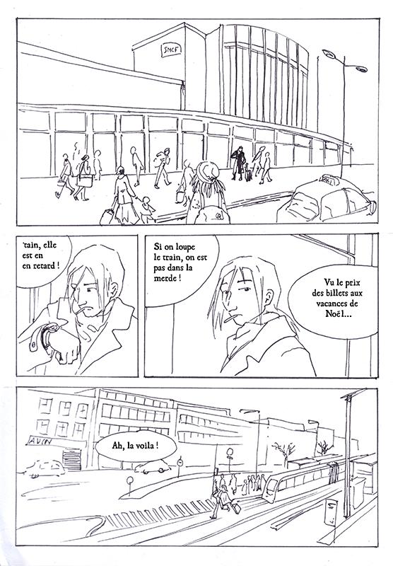 Les Clefs de chez soi, page 2 (Astate)