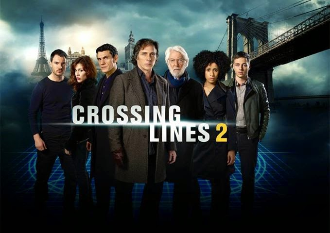 Crossing Lines - Season 2 - Premiere Dates