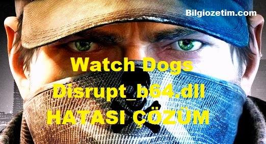 Watch Dogs Disrupt B Dll