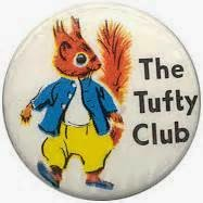 Did you belong to the Tufty Club?
