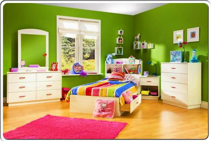 Captivating Then, The Cartoon Image Is Nice Choice For The Male Bedroom. Well, Create  The Smile Of The Kid By The Cute And Cheerful Kid Bedroom.