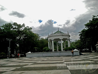 Baocolod City Public Plaza Gazebo