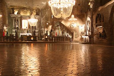 Miniera di sale di Wieliczka - Cracovia