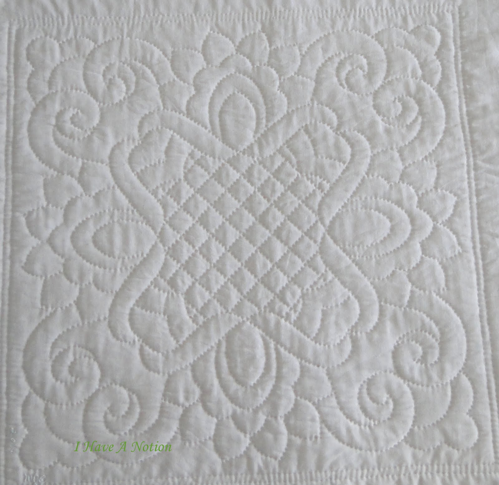 with and cotton front quilt inside quilting batting cot pin gender back rag neutral