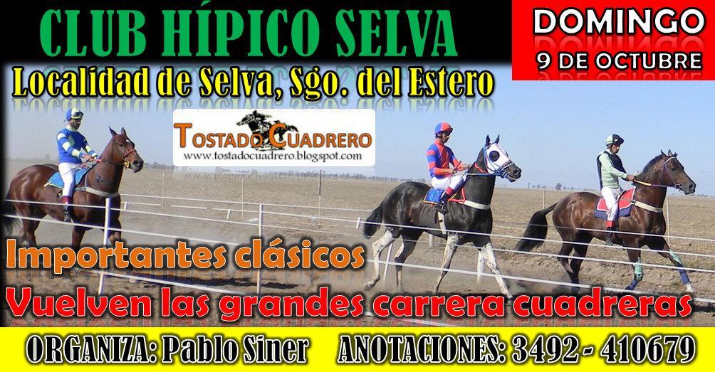 SELVA 09-10-16