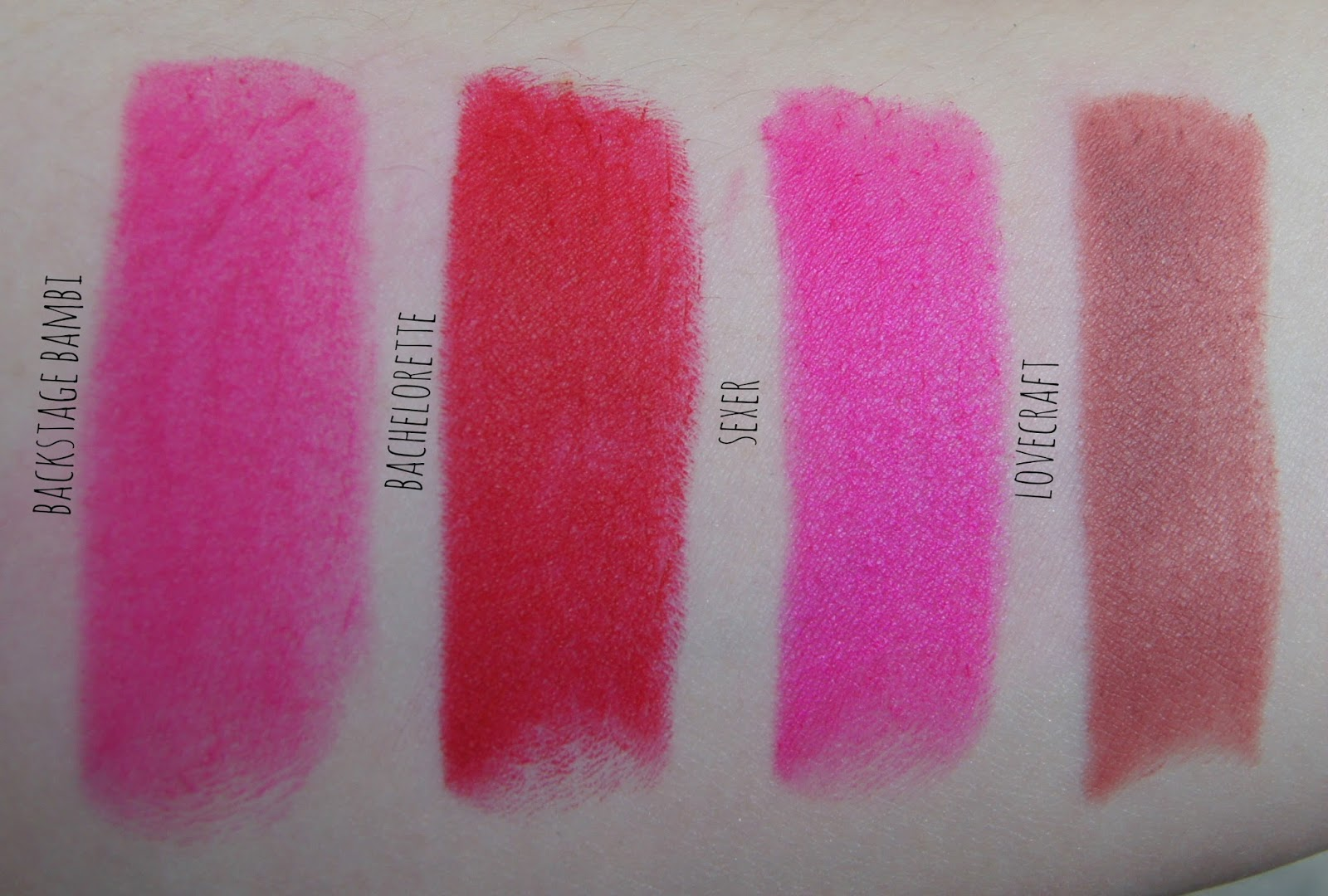 Kat Von D Studded Kiss Lipstick review