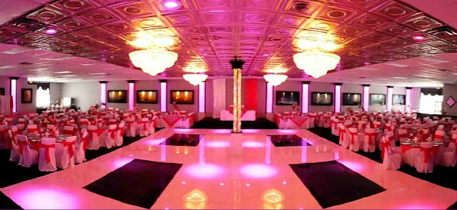 quinceanera ballrooms in dallas tx