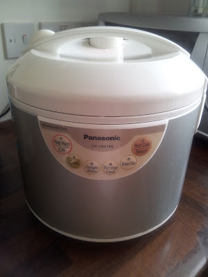 rice cooker, Panasonic cooker