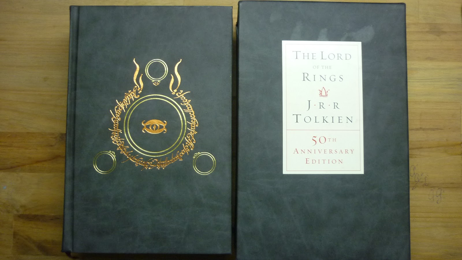 Lord Of The Rings 50th Anni Edition