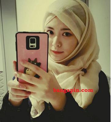 Hijabers Cantik Asal Korea Hebohkan Netizen
