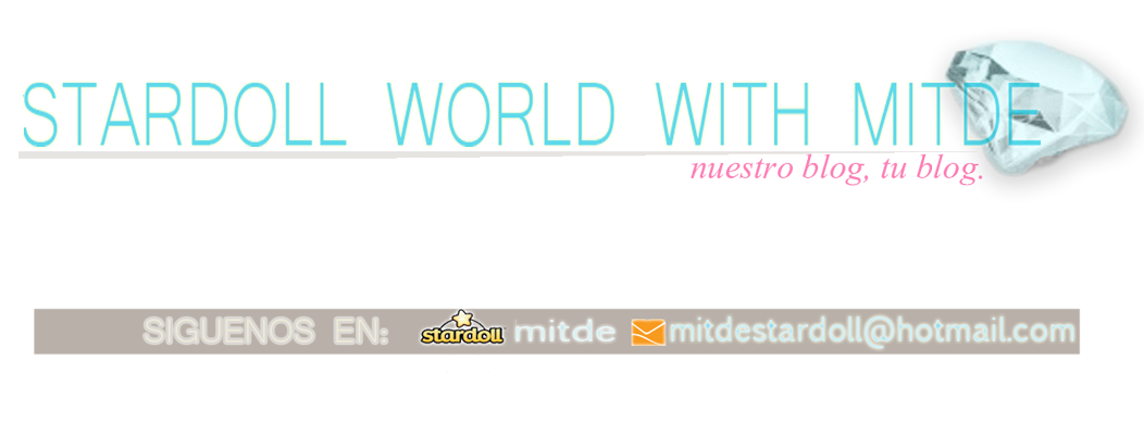 Stardoll World with Mitde