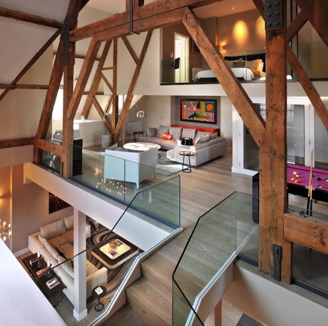 Amazing 3 floor penthouse in London