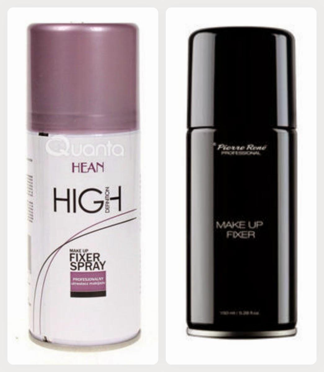 Hean High Definition Fixer Spray utrwalacz do makijażu