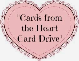 CARING HEARTS CARD DRIVE