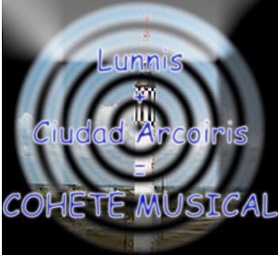 lunnis cohete musical