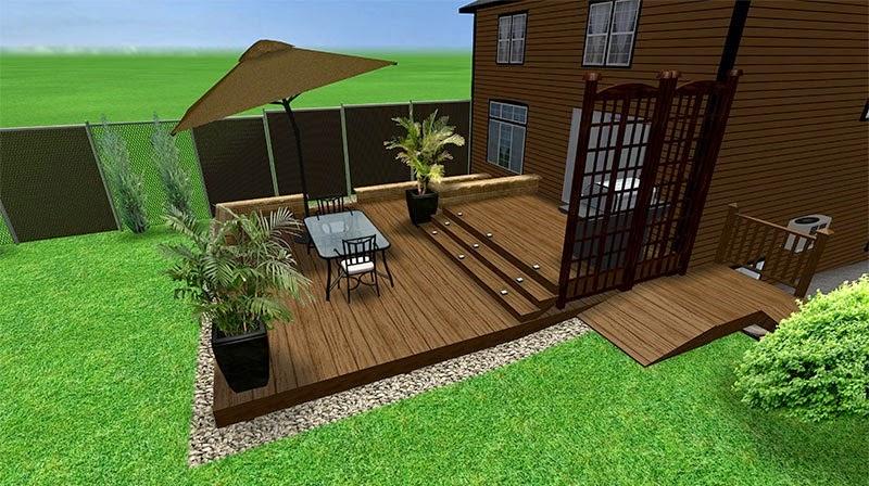 Terrazas construcci n y decoracion de terrazas bonitas for Patios y terrazas disenos