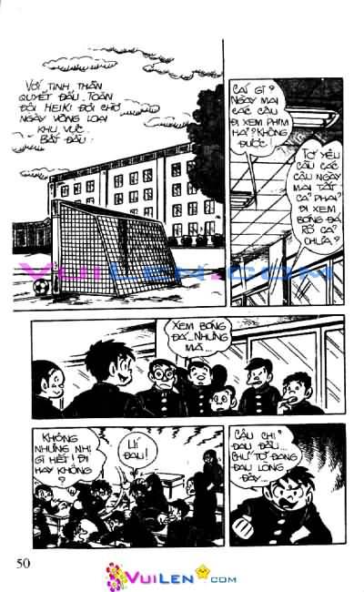Jindodinho - Đường Dẫn Đến Khung Thành III  Tập 4 page 50 Congtruyen24h
