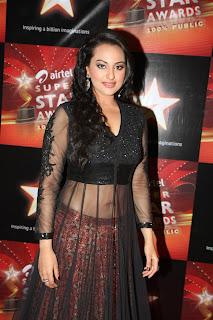 Sonakshi Sinha – Cute in Black