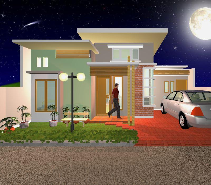 Memilih Bentuk Rumah Sederhana
