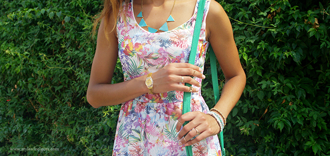 How to style a Floral Print dress