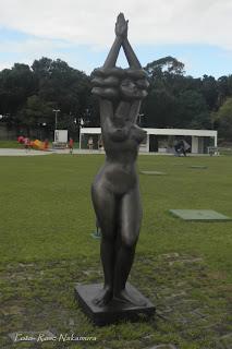 esculturas do artista plástico Abelardo da Hora