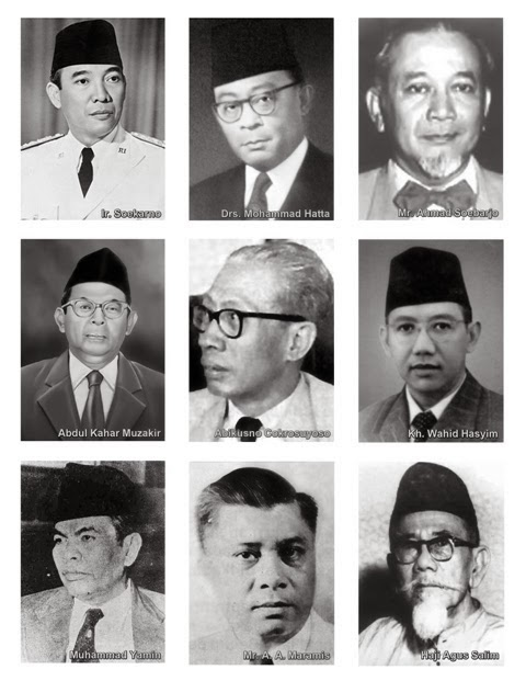 Sebutkan Keanggotaan Panitia Sembilan dalam Persiapan Kemerdekaan Indonesia