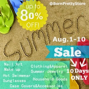 Born Pretty Store Summer Sale