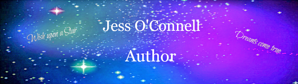 Jess O'Connell - Author