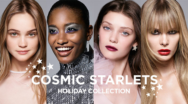 kiko colección de maquillaje Cosmic Starlets para Navidad