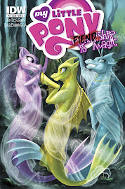 MLP Fiendship is Magic #3 Comic