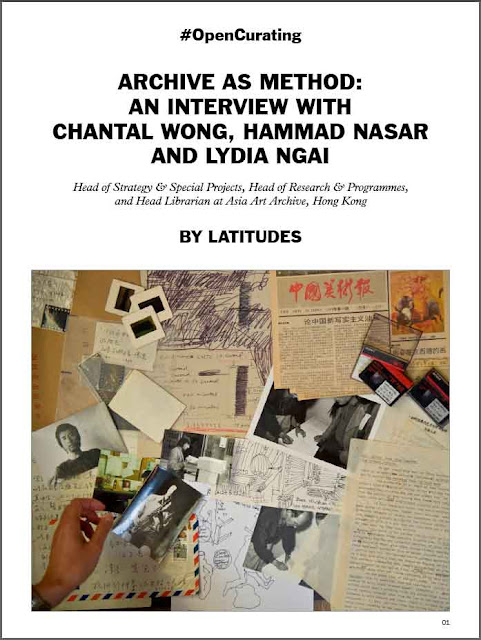 Latitudes blog with chantal wong hammad nasar and lydia ngai of the asia art archive in hong kong is available on issuu to view on screen and is also downloadable fandeluxe Gallery