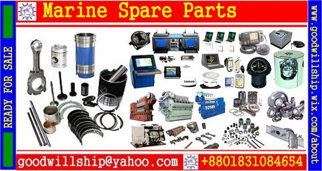 Marine Parts Supply : Goodwill ship management international marine spare parts
