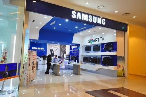 Samsung Plaza Pacific Place Jakarta