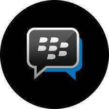 BBM Mod Shadow Blue Dark 99 v2.8.0.21 Apk (Mod by : Rikri Rikardo) Android