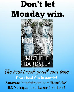 Frost & Flake is a short paranormal erotic story by Michele Bardsley