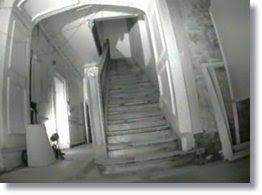 Fantasmas no antigo castelo