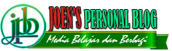 Joens Personal Blog