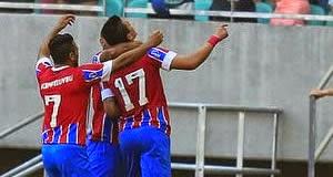 Bahia 2 x 1 Flamengo: Veja os gols da partida