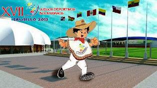 XVII Juegos Bolivarianos Trujillo 2013