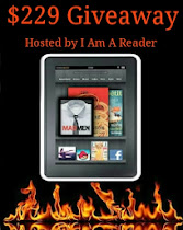 OCTOBER #KINDLE #FIRE HDX #GIVEAWAY to 10-27! Click on photo to enter!