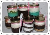 CAKE IN JAR