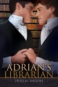 Adrian's Librarian, by Hollis Shiloh