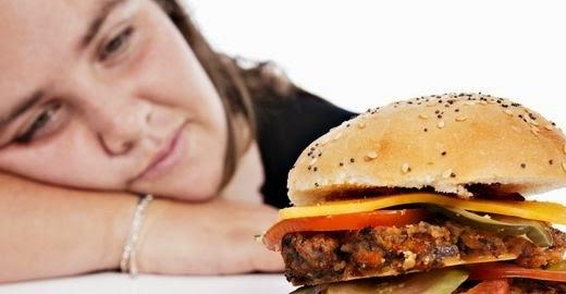 adicción comida depresión
