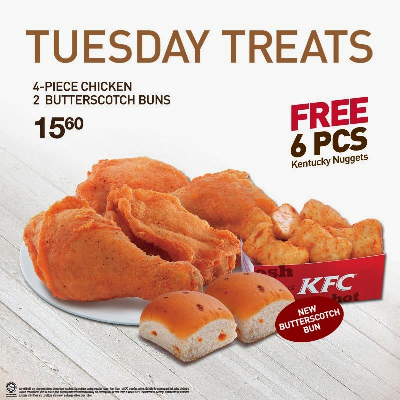 Kfc Tuesday Deals - Gift Ftempo
